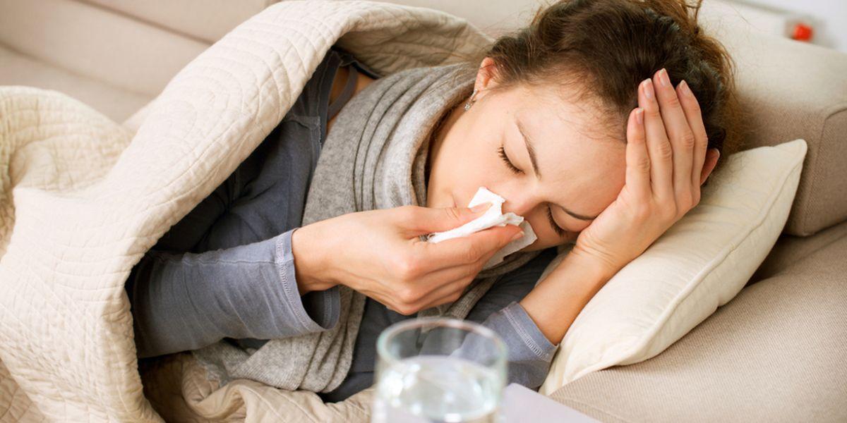 Mit dem Winter kommt auch die Zeit der Grippewellen. Zuverlässig schützt nur die Impfung.