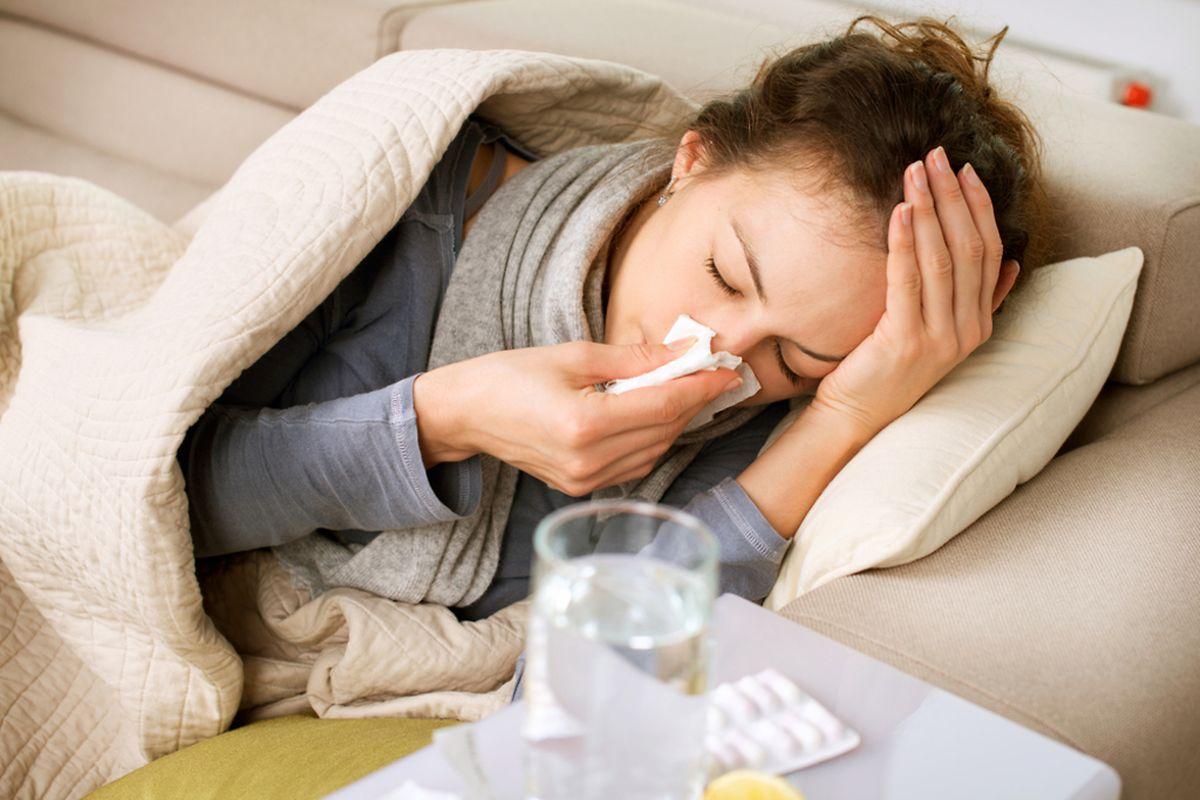 Die Zahl der Grippefälle steigt seit Mitte Januar an. Bis April sollte die Welle aber abebben.