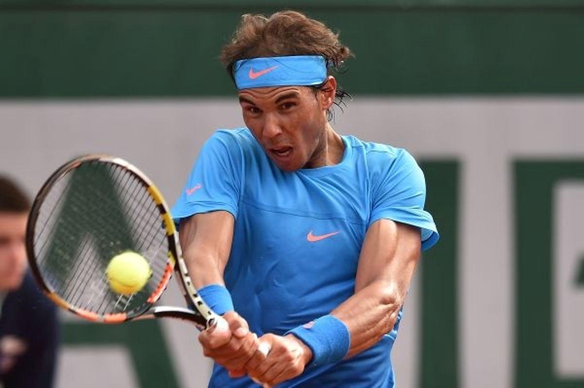 Rafael Nadal a dû abandonner un set à l'Américain Kack Sock en 8e de finale