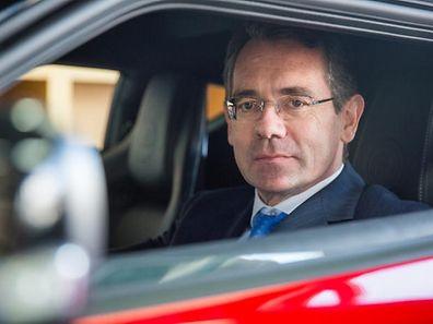 """Mit Lotus verfolgt Jean-Marc Gales auch das Ziel, dass """"die Autos zu Klassikern werden""""."""