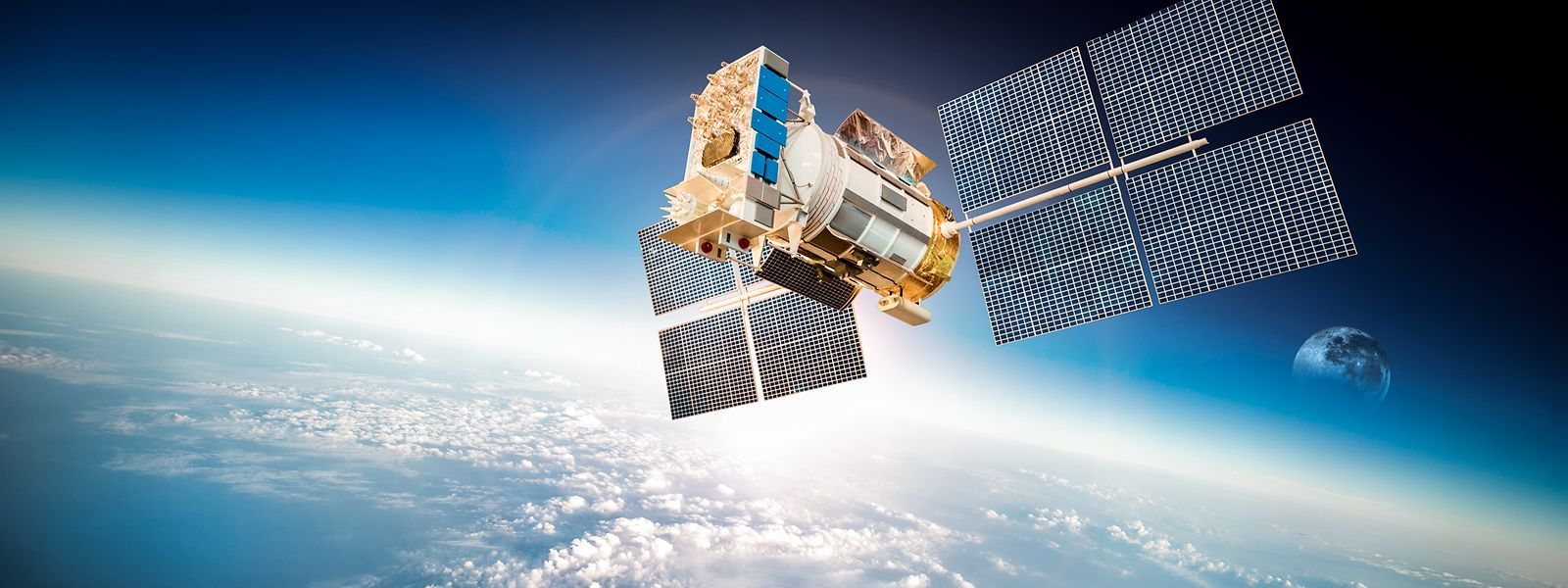 Les images enregistrées par les satellites permettent d'obtenir desrenseignements sur l'état d'un champ lorsqu'une catastrophe naturelle s'est produite.