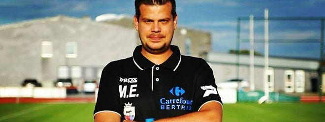 Mehdi El Alaoui rejoint le staff technique de l'Union Titus Pétange