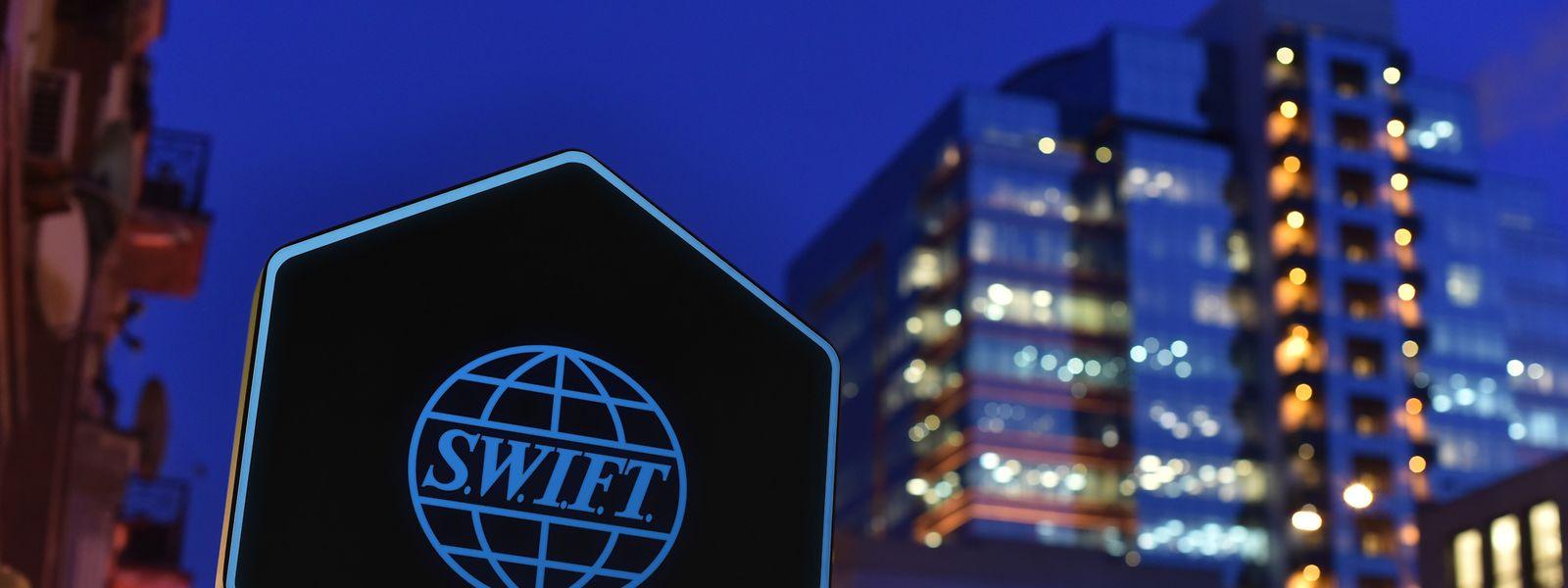 Der Datenübermittler Swift wurde in Europa gegründet, wo sich auch der Unternehmenssitz befindet – iranische Banken monieren, dass der Dienstleister dennoch US-Recht dem europäischen Recht überordnet.