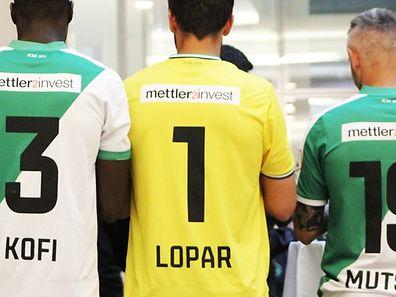 Mario Mutsch et ses partenaires sont tombés sur une solide équipe de Young Boys.