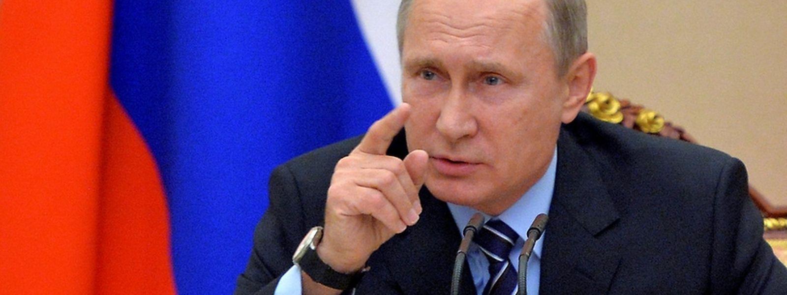 Wladimir Putin erhofft sich von der Wahl eine Verbesserung der russich-amerikanischen Beziehungen.