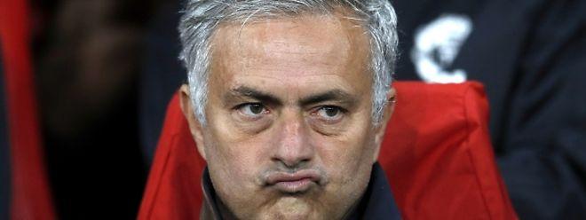 José Mourinho était arrivé sur le banc des Mancuniens durant l'été 2016.