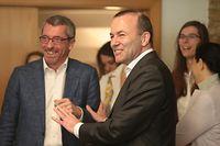 Politik, CSV, Politiker, Manfred WEBER Foto: Anouk Antony/Luxemburger Wort