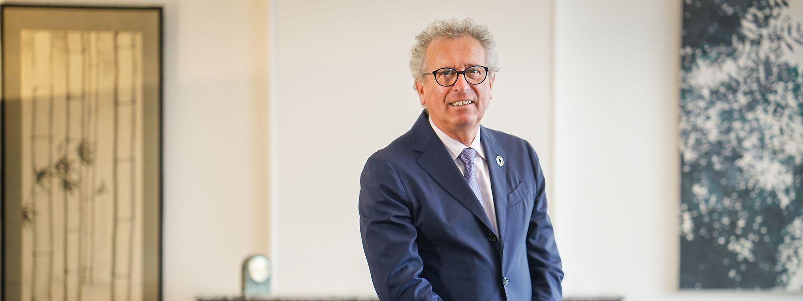 Pierre Gramegna annoncera mercredi des mesures fiscales afin de garantir la justice et de lutter contre les abus.