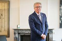 Wi,Classement des banques -ITV Pierre Gramegna.Foto: Gerry Huberty/Luxemburger Wort
