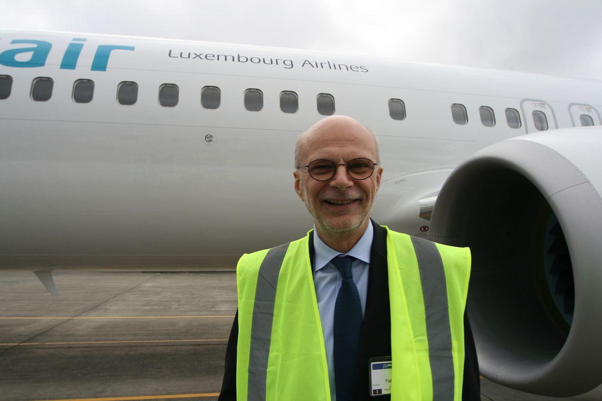 Der erste kommerzielle Flug der neuen 737-800 ist laut Adrien Ney, CEO der Luxair, am 26. März 2015 nach Djerba in Tunesien geplant.