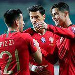 Seleção cumpre último treino no Algarve antes de viajar para o Luxemburgo