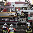 La collision entre le train de voyageurs des CFL (TER 88807) à destination de Thionville et un train de marchandises avait fait un mort (le conducteur du TER) et deux blessés
