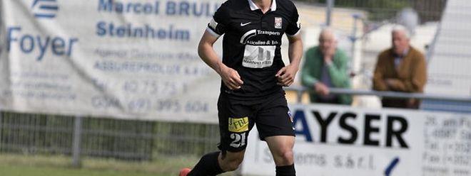 Mathias Jänisch retrouve Dudelange ce dimanche, un club qui aurait aimé s'attacher ses services.