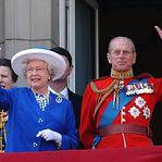 Morreu o Duque de Edimburgo, marido da rainha Isabel II