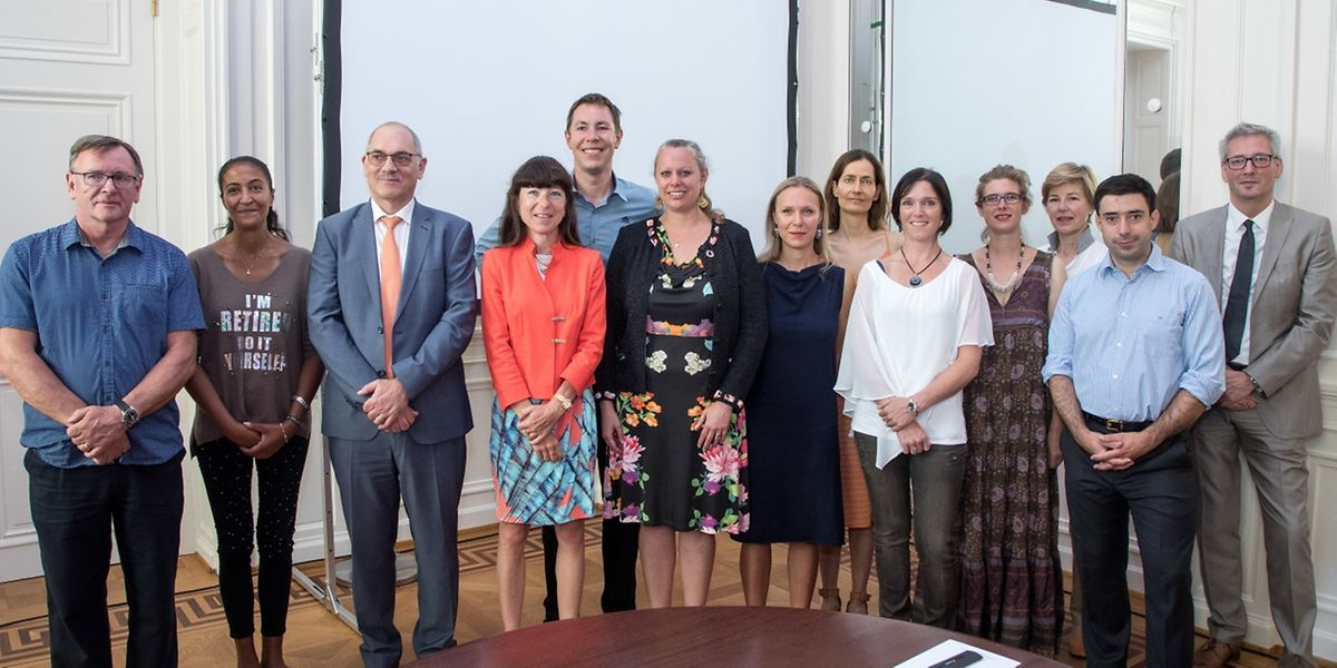 Vier Projekte wurden am Dienstag mit dem Preis von etika geehrt.