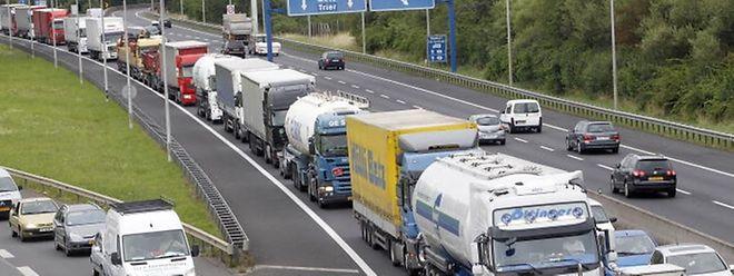 Selon l'avocat, l'amende de 8.000 euros infligée au transporteur grand-ducal est tout à fait disproportionnée par rapport au montant de la taxe.