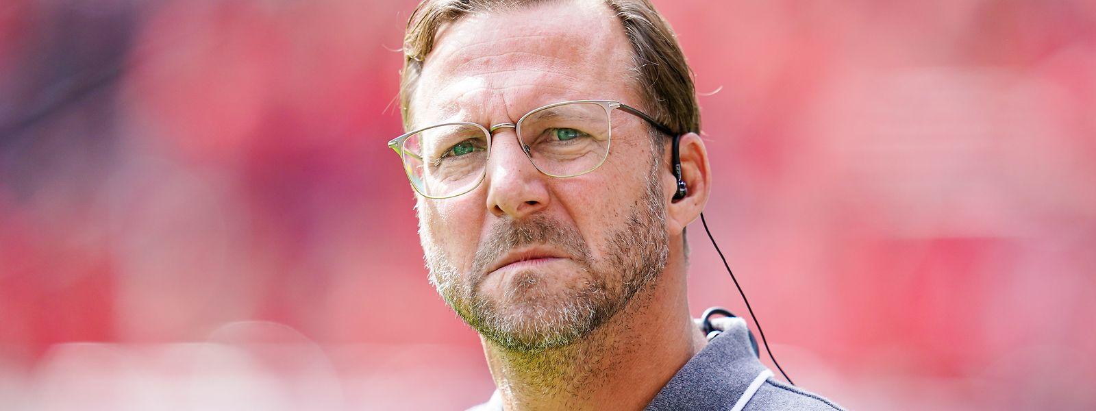 Sascha Hildmann ist nicht mehr Trainer des 1. FC Kaiserslautern.