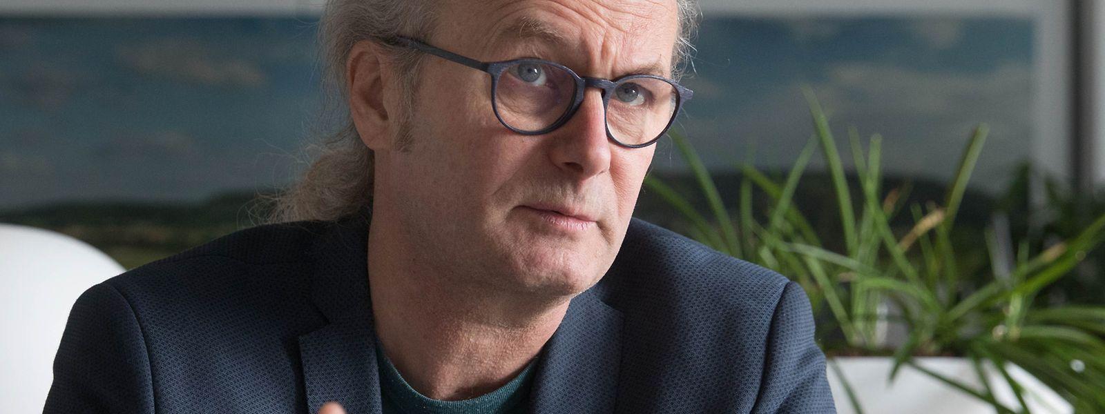Der Süden soll keine Schlafsiedlung der Stadt Luxemburg werden, sagt Landesplanungsminister Claude Turmes.