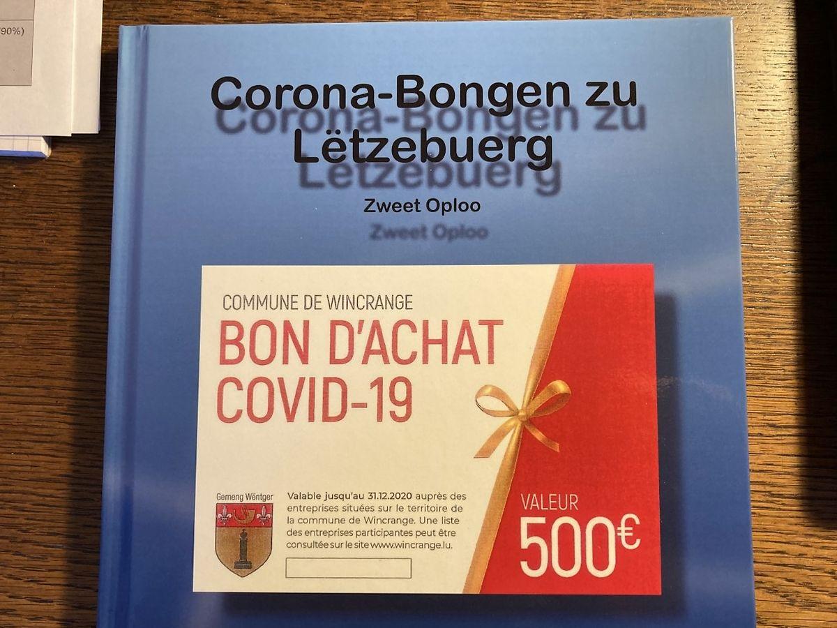 Die Gutscheine, die die verschiedenen Gemeinden ausgegeben haben, sind in dem Buch von Emile van der Vekene abgebildet.