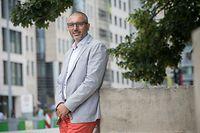 """Roberto Mendolia: """"Wir sind auch nicht im Krieg mit den Arbeitgebern, sondern setzen auf Sozialdialog."""""""