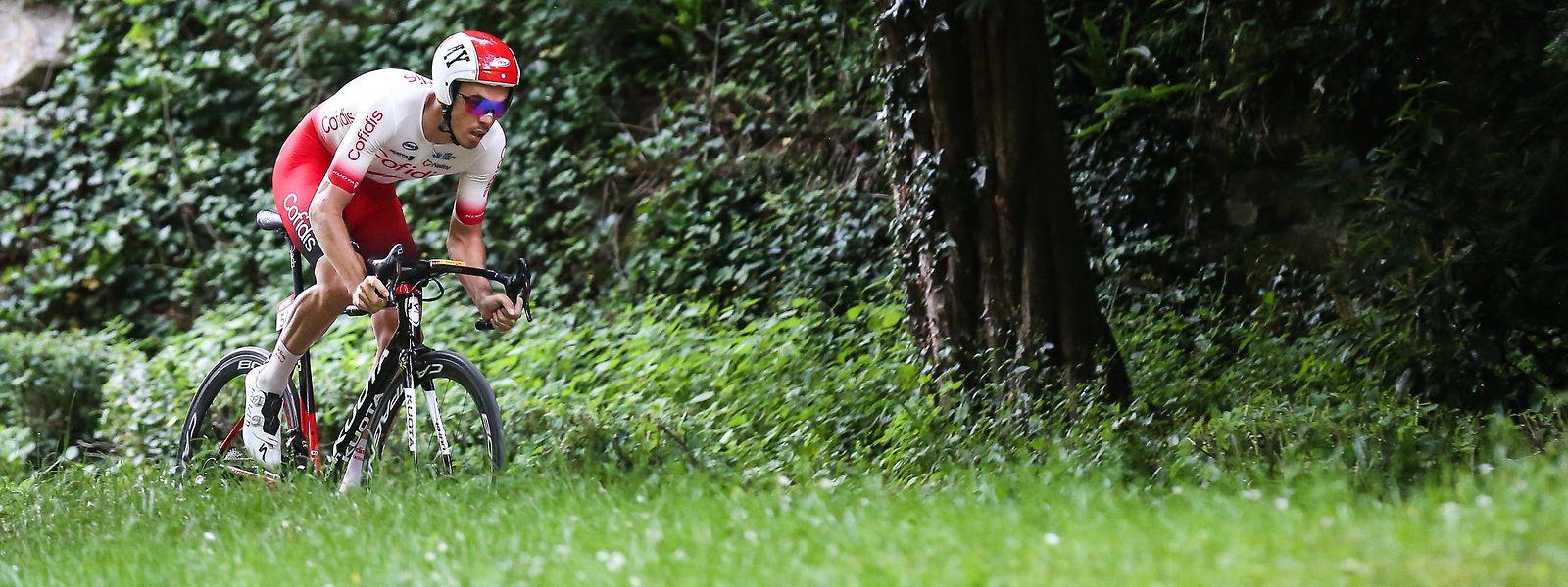Christophe Laporte war am Mittwoch der Schnellste.