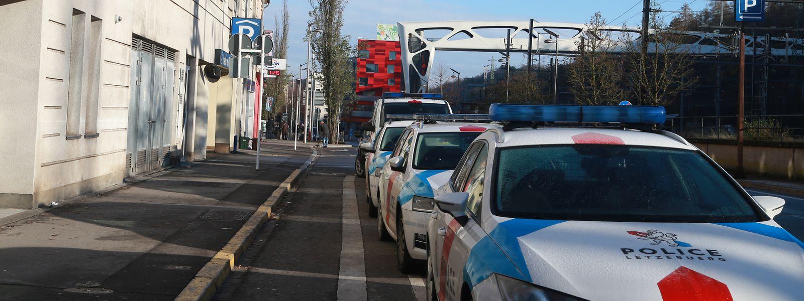 Das gelebte Unsicherheitsgefühl in Esch/Alzette entspricht nicht der realen Unsicherheit, sagt Polizeiregionaldirektor Daniel Reiffers.
