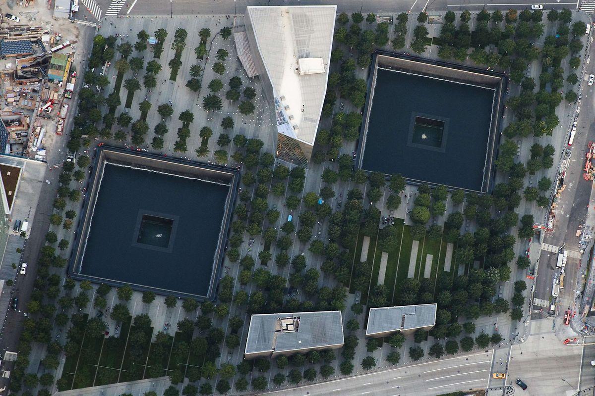 Ground Zero 2016: Mahnmal im Herzen von New York.
