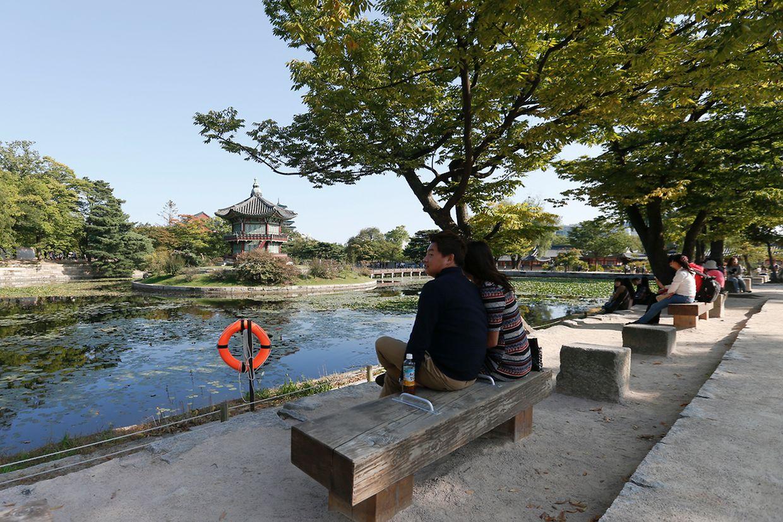 Auftakt der Wirtschaftsmission in Korea und Japan.