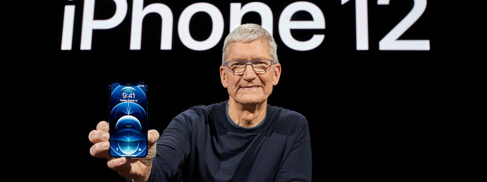 Un tiers des usagers d'iPhone pourraient changer de modèle rapidement pour s'adapter au réseau 5G.