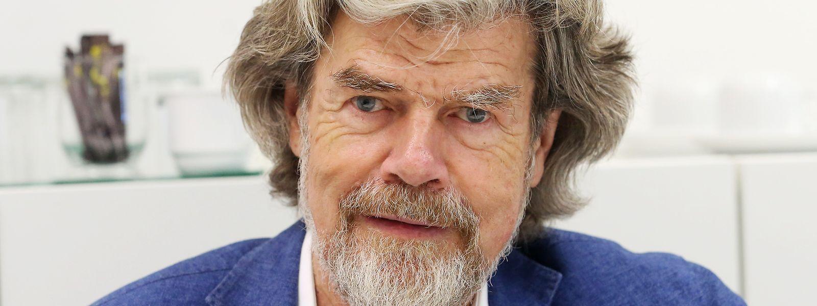 Der Südtiroler Bergsteiger Reinhold Messner hat zum dritten Mal geheiratet. Seine Partnerin stammt aus dem Großherzogtum.