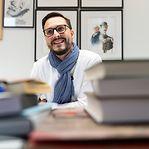 Claude D. Conter é o novo diretor da Biblioteca Nacional do Luxemburgo