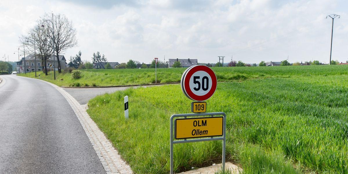 In Olm sollen 800 neue Wohnungen entstehen. Das sorgt für Ärger mit der Nachbargemeinde Kehlen.