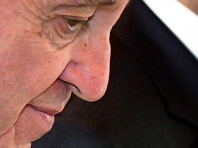 Der Papst wird den Staatschefs mit großer Wahrscheinlichkeit ins Gewissen reden.