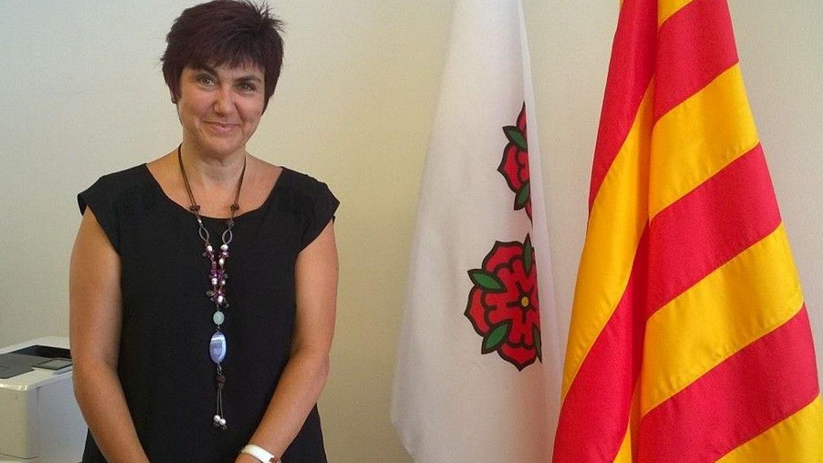 «Nous voulons l'indépendance parce que nous ne supportons plus les violences et l'arrogance de Madrid»: Mindan Montserrat, maire de la station balnéaire de Roses en Catalogne.