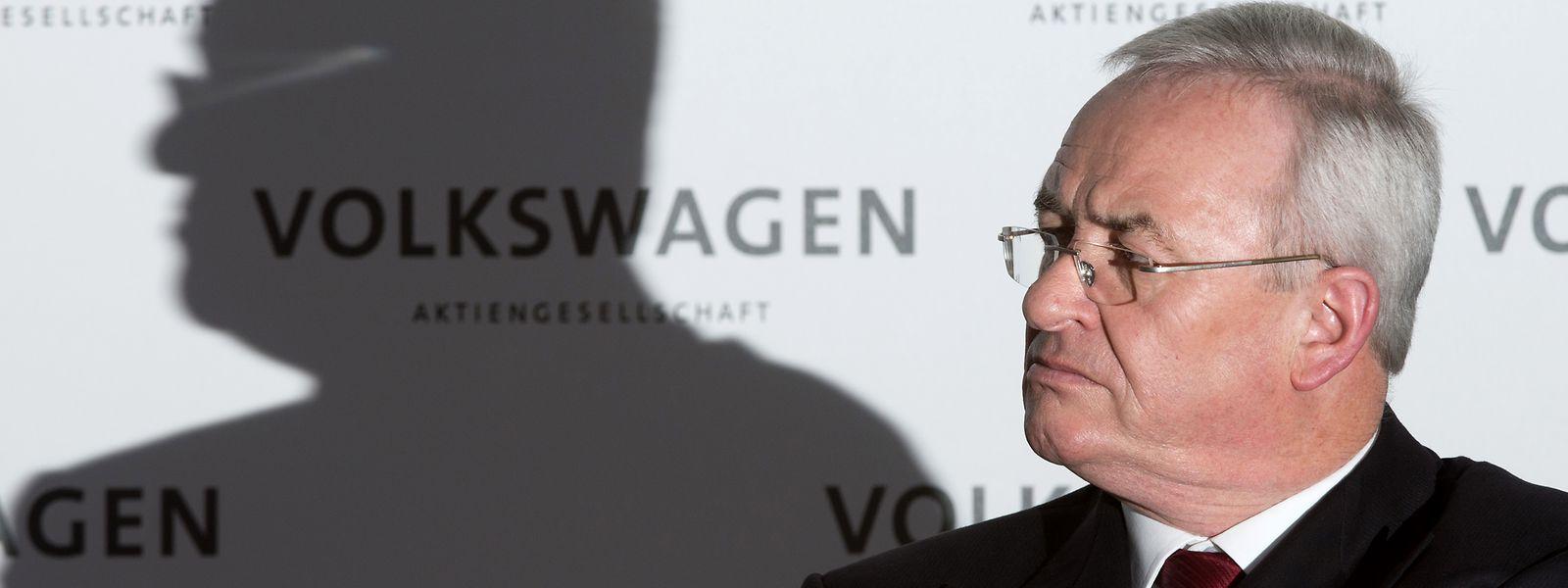Martin Winterkorn war zwischen 2007 und 2015 Vorstandschef bei Volkswagen.