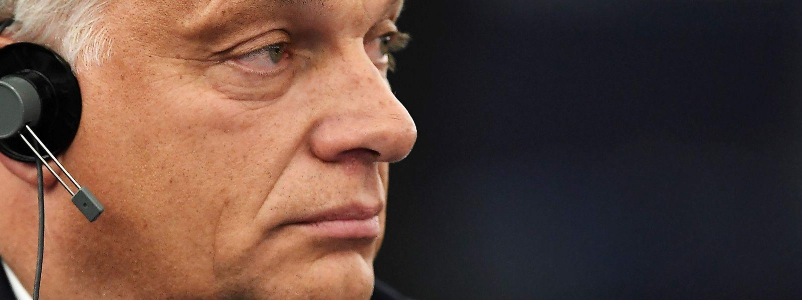 Steht innerhalb der EVP immer mehr in der Kritik: Ungarns Ministerpräsident Viktor Orban.