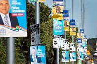 Am 8. Mai wird in Südafrika gewählt. Die Wahl wird die wichtigste in der Geschichte des reformierten Landes sein, sind sich Experten einig.