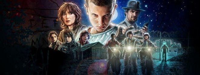 """""""Stranger Things"""" wirkt wie eine Stephen-King-Geschichte, die Wes Craven und Stephen King gemeinsam in den 1980er-Jahren verfilmt haben."""