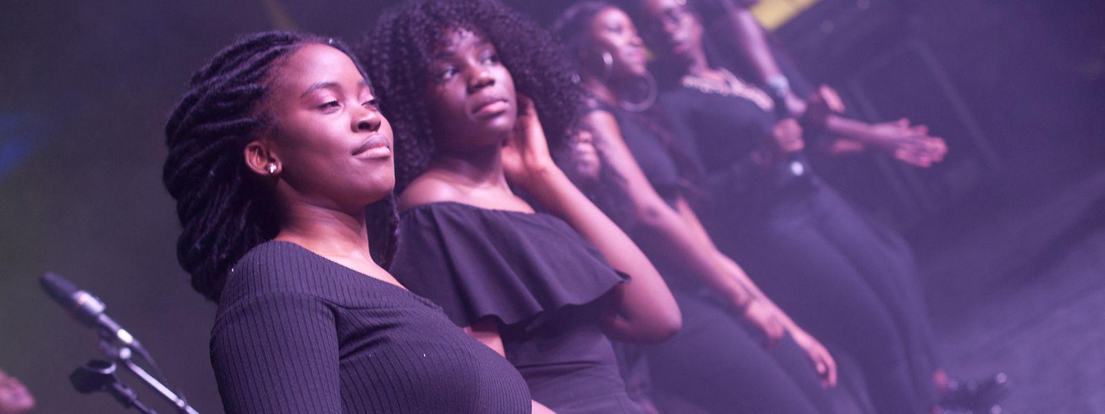 Le groupe Génération Gospel mêle blues et soul.