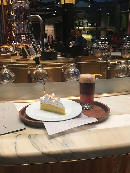 Eine umstrittene Neuheit in Mailand: die Starbucks Reserve Roastery.
