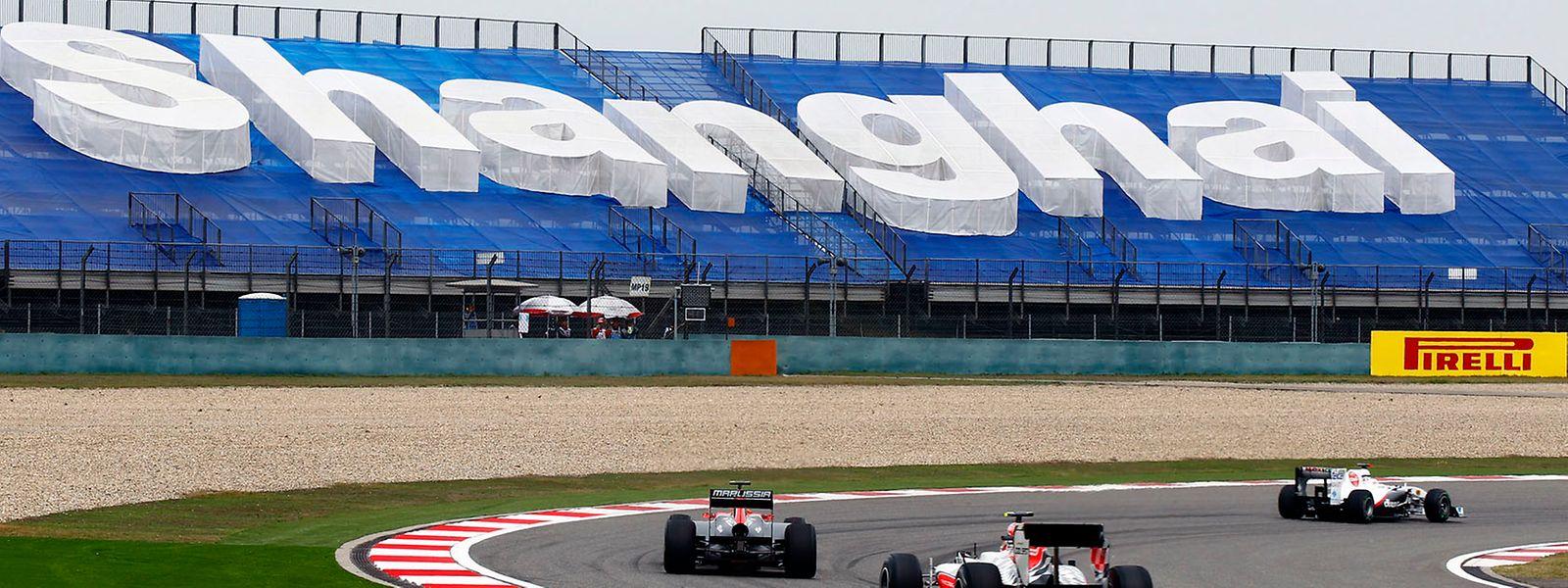 La décision de reporter le GP de Chine a été prise à la demande des organisateurs du Grand Prix et des autorités sportives chinoises
