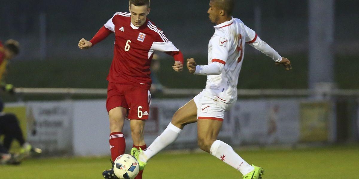 Yannis Dublin et les U21 ont un beau coup à jouer face au Kazakhstan.
