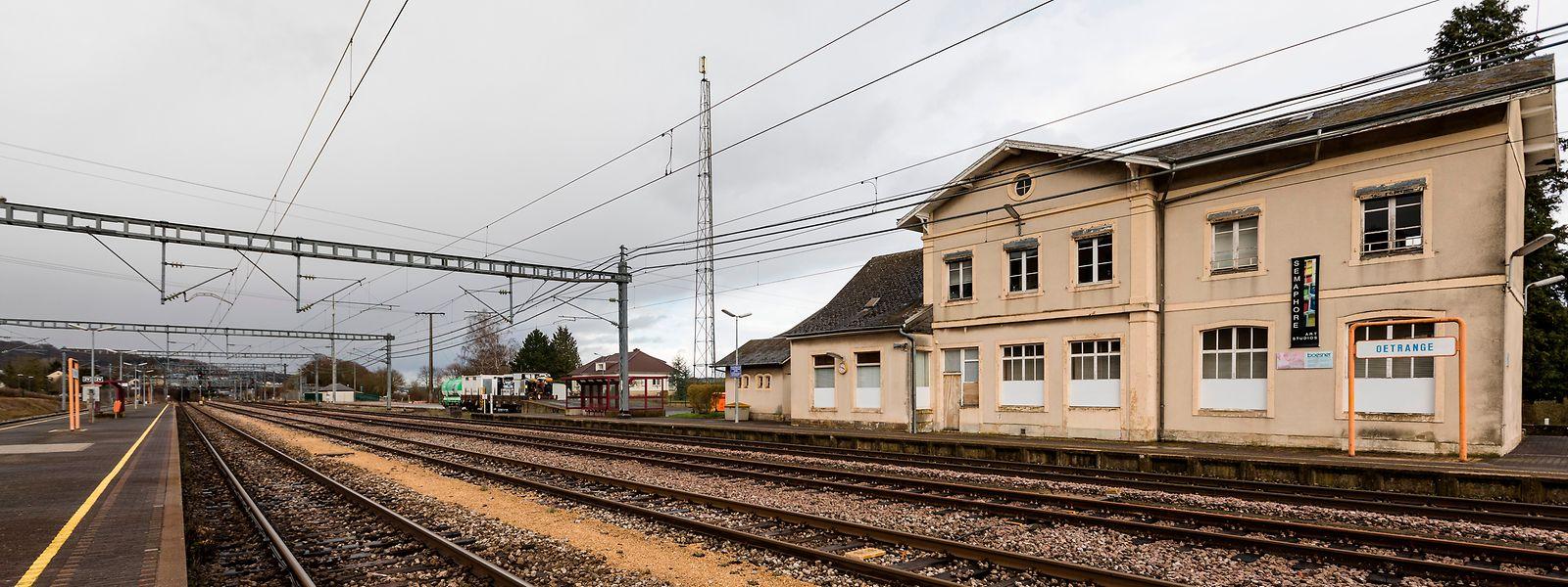 Am Bahnhof in Oetringen wurden vor einem Monat zwei CFL-Mitarbeiter brutal angegriffen.