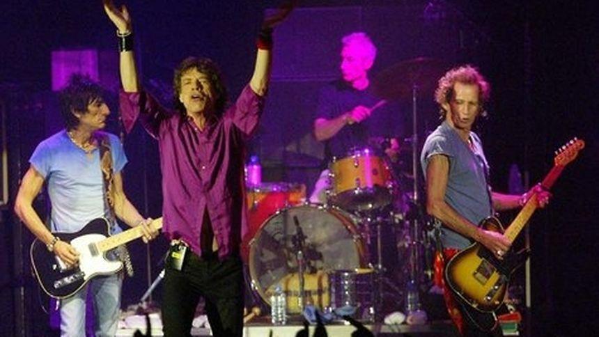 Nach sieben Jahren bringen die Stones ein weiteres Album auf den Markt.