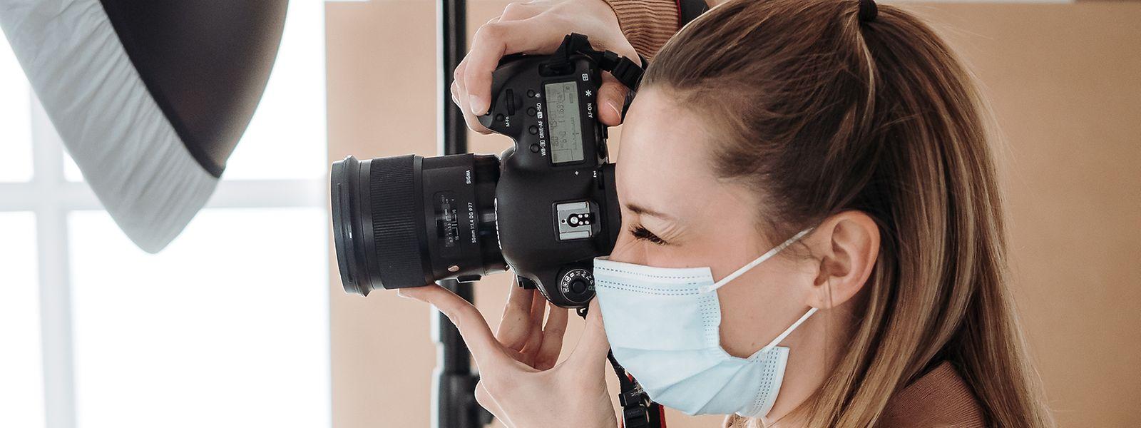 Les étudiants en digital content s'initieront notamment à la captation d'image en vue de créer des contenus sur le web.