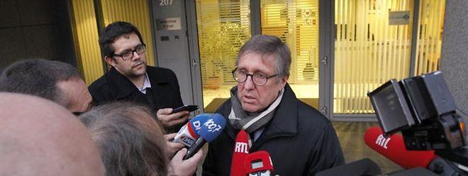 François Bausch: Sollte die Daten-CD gezielt eine Fährte legen?