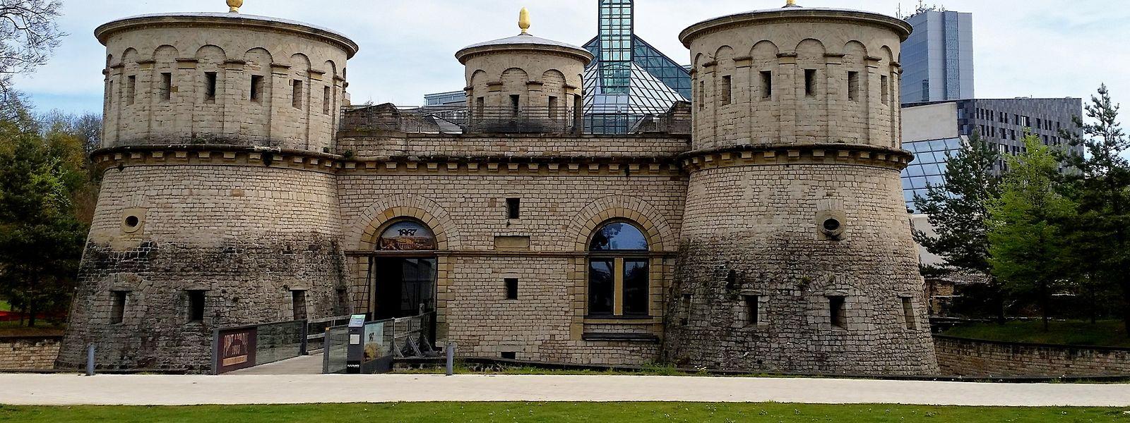 Ocasião única para visitar o Museu Dräi Eechelen e o vizinho Mudam.