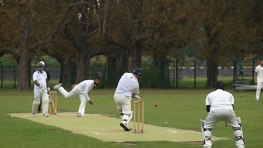 Optimists 1st XI last weekend played their first away game in a month.