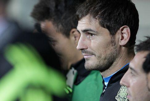 Porto-Präsident bestätigt Karriereende von Casillas
