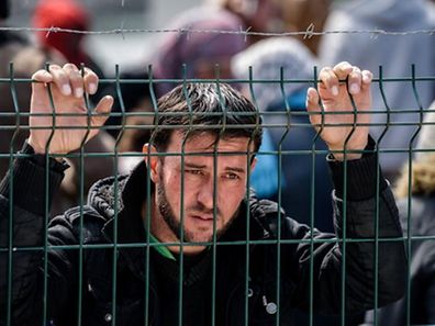 Die Flüchtlingskrise ist weiterhin eine große Herausforderung für Europa.